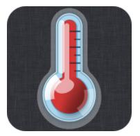 温度計おすすめアプリ1 温度計++