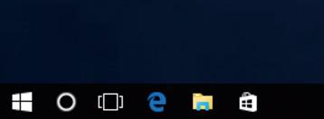windows10タスクバー押せない