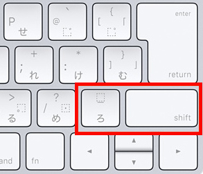 macアンダーバー