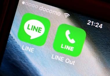 line通話