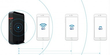 wifiの距離