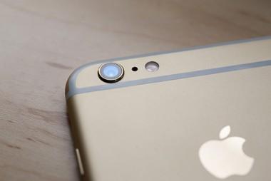 iphoneカメラ・レンズ