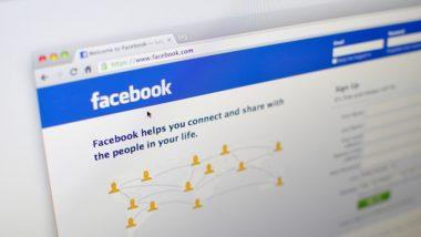 Facebookをブラウザで表示