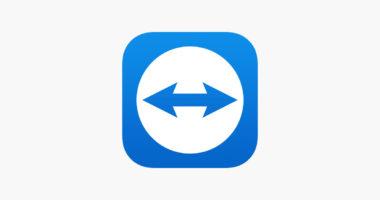 スマホにTeamViewerアプリをインストール