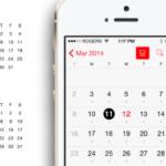 【iPhoneカレンダーの使い方】誕生日・イベントの表示、色分け設定