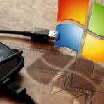 Windows10のPCでAndroidの内部ストレージを認識しない時の対処法