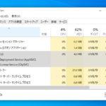 CPU/メモリ負担が高い「wsappx」が重い時の停止/対処法 – Windows10