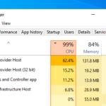 Windows10でWMI Provider Hostが重い時の対処/停止【CPU使用率が高い】