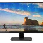 PCの液晶ディスプレイ/モニターの画面に縦線/横線が入る時の直し方