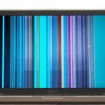PCの液晶ディスプレイ/モニターの画面に縦線・横線が入る時の直し方