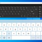 スクリーンキーボード/タッチキーボードの起動方法/出し方 – Windows10