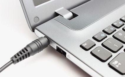 ノートパソコン 充電