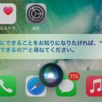 Siri(Hey Siri)が反応しない/起動しない時の対処法 – iPhone/iPad